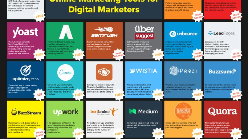42-online-marketing-tools